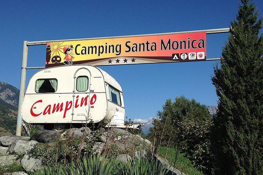 Campsite Santa Monica