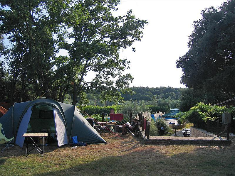 Campsite Diana