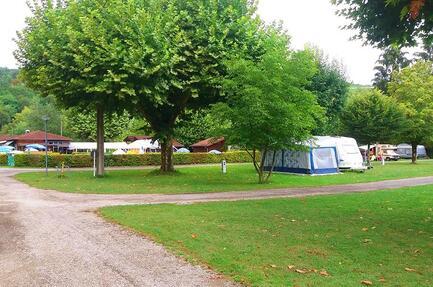 Camping Vallée de l'Ain