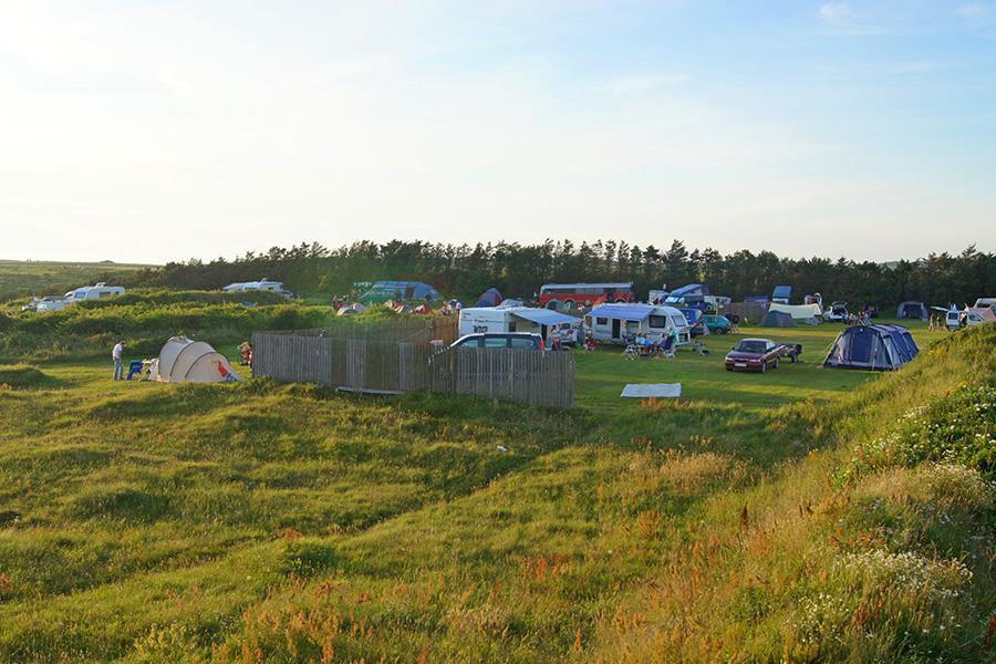 Gl. Klitgård Camping & Hytteby