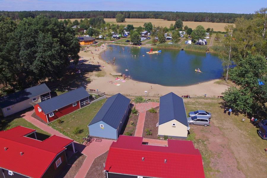 Campsite Ferienpark Plötzky