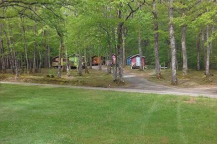 Campsite Domaine des Forges