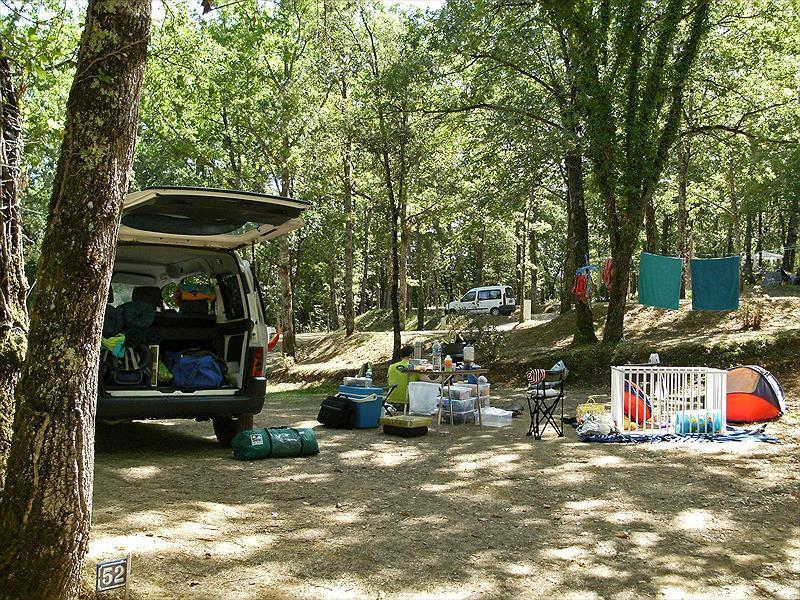 Campsite Domaine Le Quercy