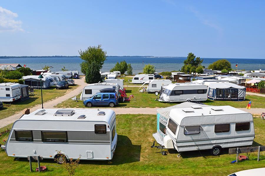 Campingplatz 'Liebeslaube'
