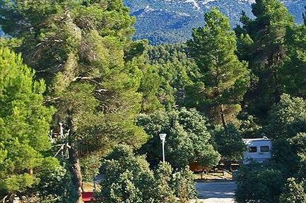 Campsite Sierra María