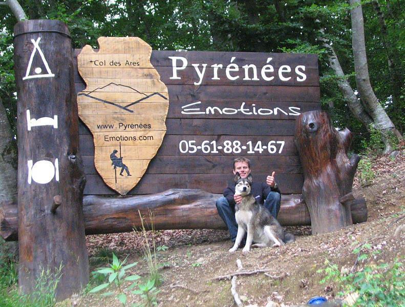 Camping Pyrénées Emotions