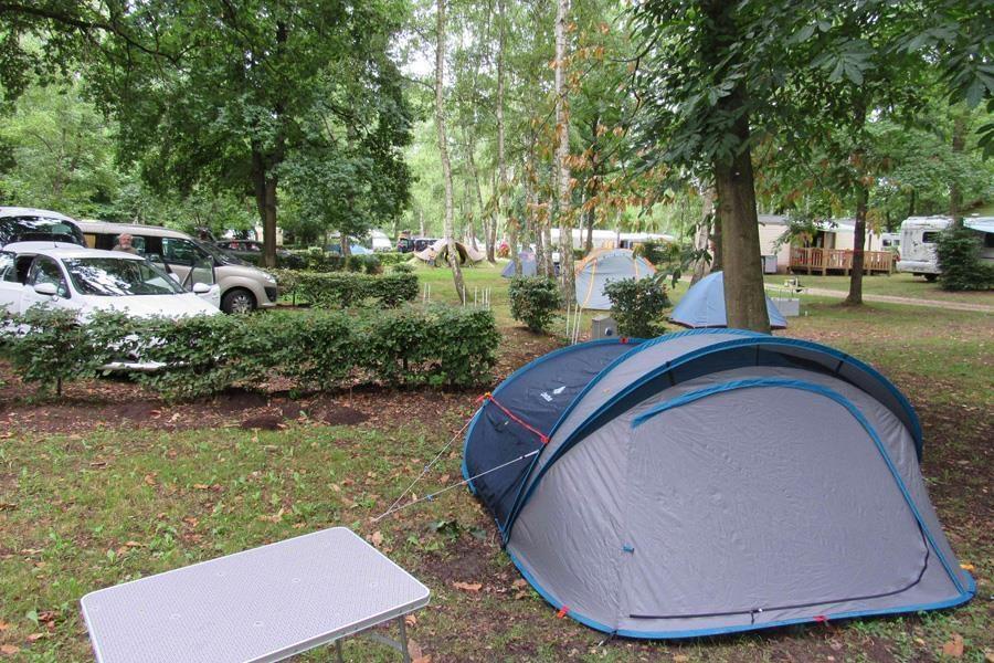 Camping Mare de Roy