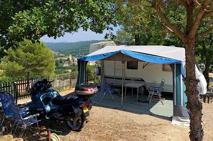 Camping Le Bleu Lavande