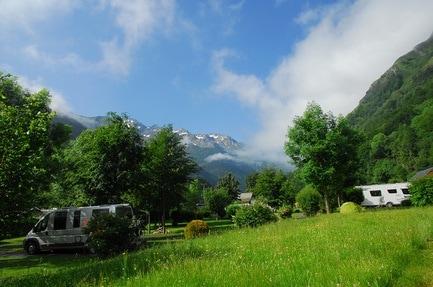 Campsite Pyrénées Natura