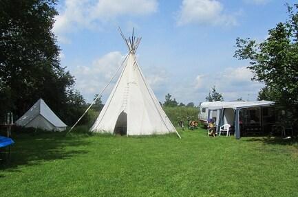 Minicamping De Ezelhof