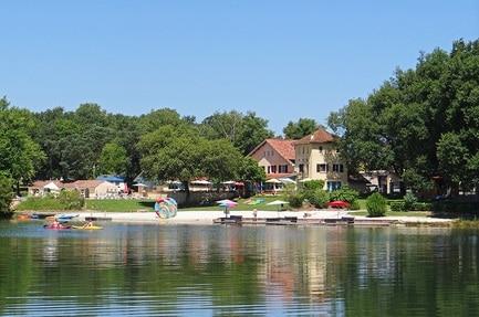 Camping Domaine Lacs de Gascogne